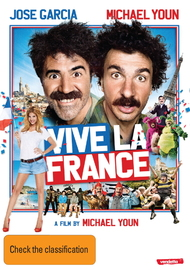 Vive la France on DVD