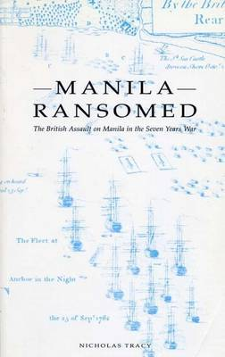 Manila Ransomed by Nicholas Tracy image