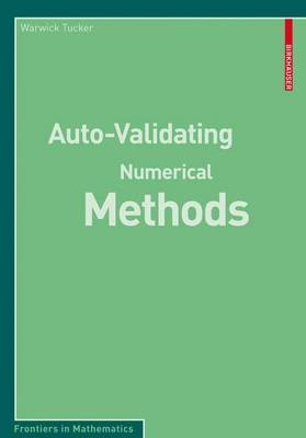 Auto-Validating Numerical Methods by Warwick Tucker image