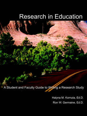 Research in Education by Halyna M. Kornuta Ed D. image
