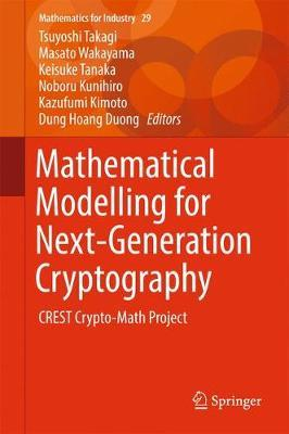 Mathematical Modelling for Next-Generation Cryptography image