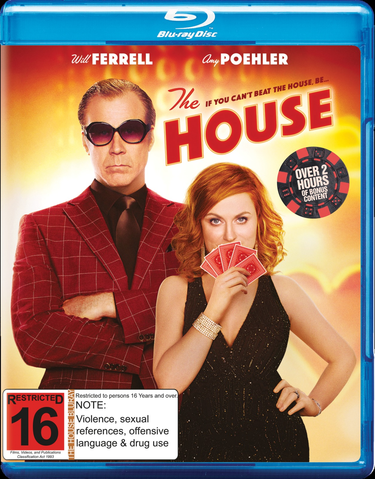 The House on Blu-ray image