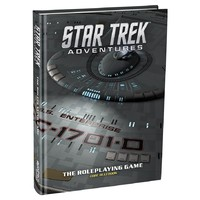 Star Trek Adventures: Core Rulebook Collectors Edition