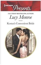 Kostas's Convenient Bride (Large Print) by Lucy Monroe