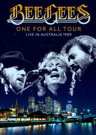 One For All Tour: Live In Australia 1989 on DVD