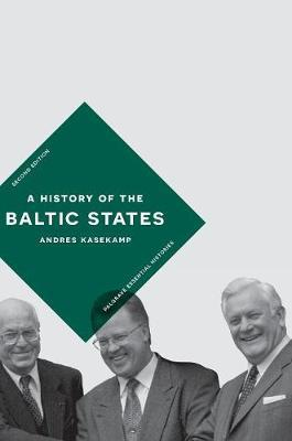 A History of the Baltic States by Andres Kasekamp image