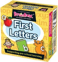 BrainBox: Pre School - My First Letters