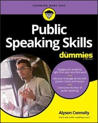 Public Speaking Skills For Dummies by Consumer Dummies