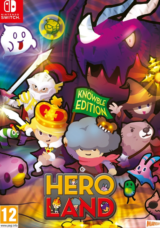 Heroland Knowble Edition for Switch
