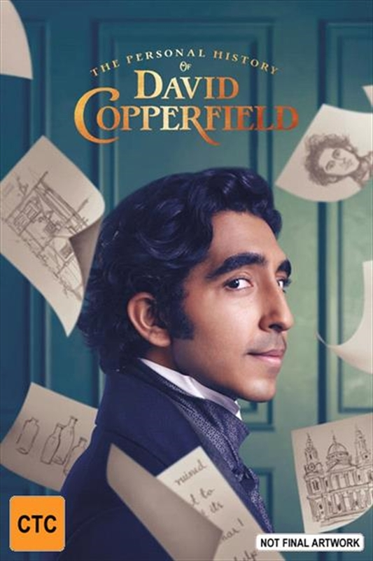 The Personal History of David Copperfield on DVD