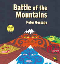 Battle of the Mountains by Peter Gossage image