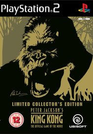 Peter Jackson's King Kong Collector's Edition for PS2