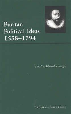 Puritan Political Ideas