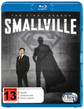 Smallville - The Complete 10th Season (The Final Season) on Blu-ray