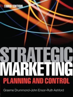 Strategic Marketing by Graeme Drummond