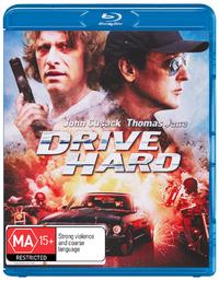 Drive Hard on Blu-ray
