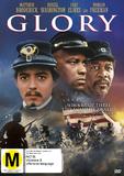 Glory on DVD