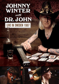 Live In Sweden 1987 on DVD
