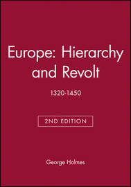 Europe: Hierarchy and Revolt by George Holmes image