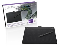 Wacom Intuos 3D Tablet with FREE ZBrushCore from Pixologic