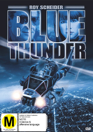 Blue Thunder - Special Edition on DVD