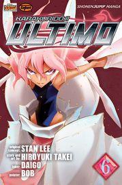 Ultimo, Vol. 6 by Hiroyuki Takei