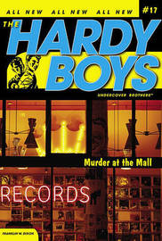 Murder at the Mall by Franklin W Dixon