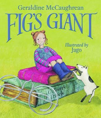 Fig's Giant by Geraldine McCaughrean image