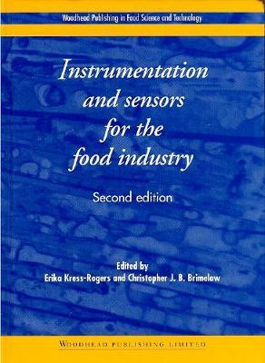 Instrumentation and Sensors for the Food Industry image