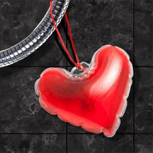 Love Heart Shower Gel