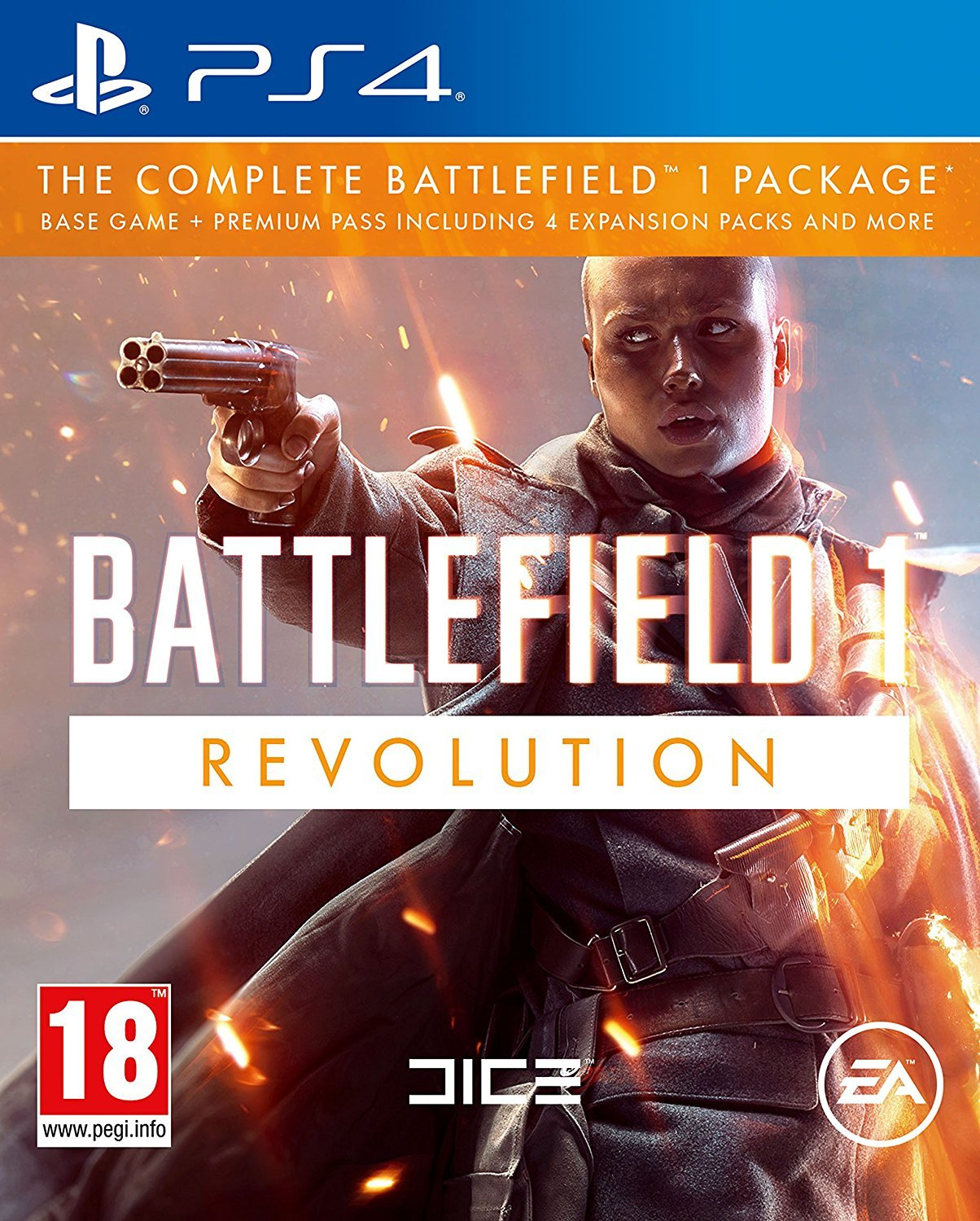 Battlefield 1 Revolution Edition for PS4 image