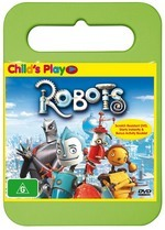 Robots - Child's Play Pack on DVD