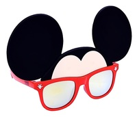 Sunstaches: Costume Sunglasses - Mickey Mouse