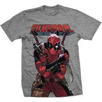 Deadpool Big Print (Medium) image