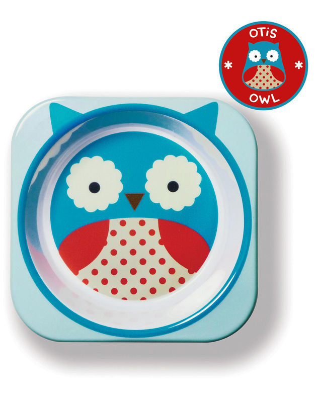 Skip Hop: Zoo Bowl - Owl