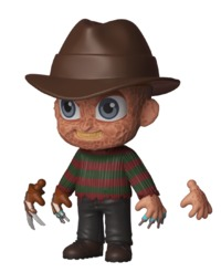 Horror Collection: Freddy Krueger - 5-Star Vinyl Figure