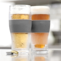Beer FREEZE Cooling Cup (Set of 2) image