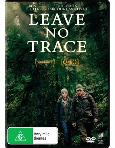 Leave No Trace on DVD image