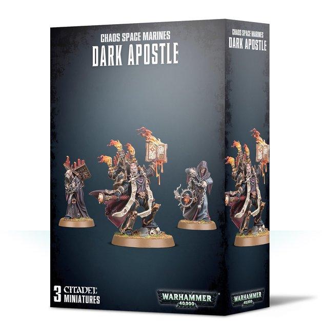 Warhammer 40,000: Chaos Space Marines - Dark Apostle