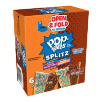 Kellogg's Pop Tarts Splitz Sugar Cookie & Brownie Batter