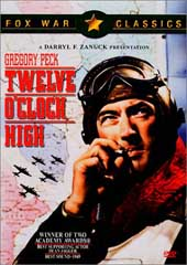 Twelve O'Clock High on DVD