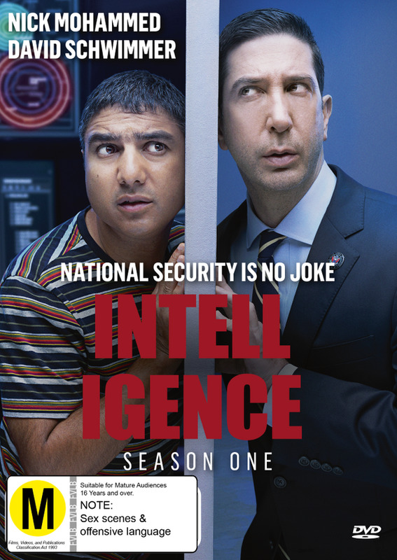 Intelligence: Season One on DVD