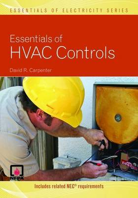 Essentials of HVAC Controls by David R Carpenter image