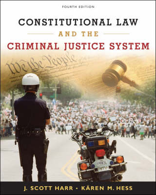 Constitutional Law and the Criminal Justice System by J. Harr image