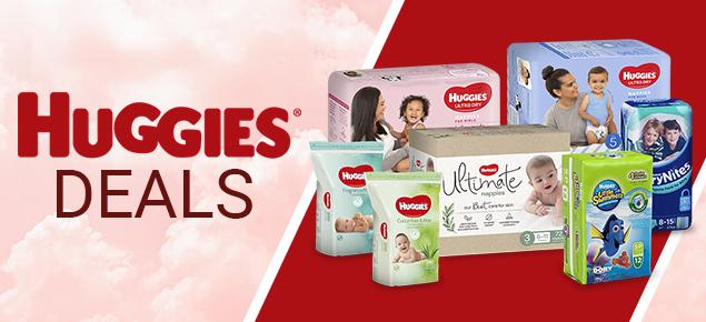 Huggies Deals!