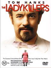 The Ladykillers on DVD