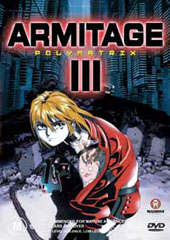 Armitage III - Polymatrix on DVD