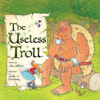 The Useless Troll by Alec Sillifant image