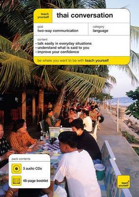 Teach Yourself Thai Conversation by David Smyth image