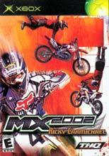 MX 2002 with Ricky Carmichael for Xbox